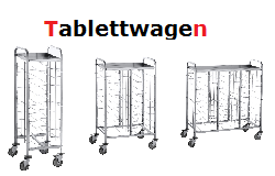 Tablettwagen