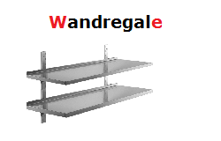 Wandregal